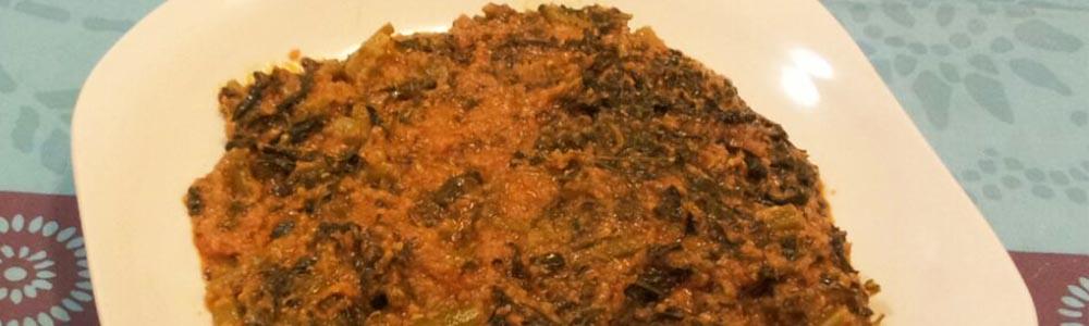 Espigalls en salsa o estil Jaén